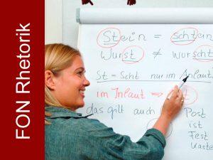 Hochdeutschkurs für Dialektsprecher
