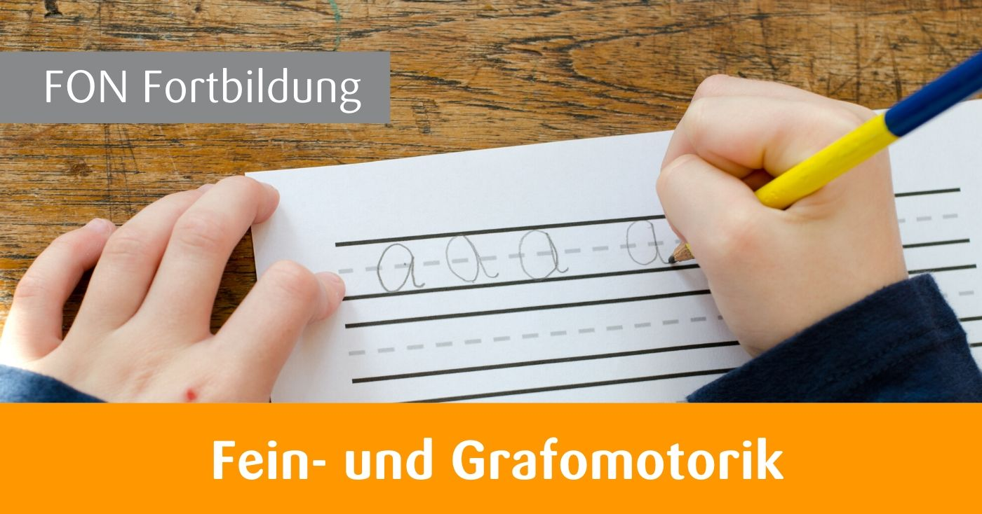 Workshop Grafomotorik