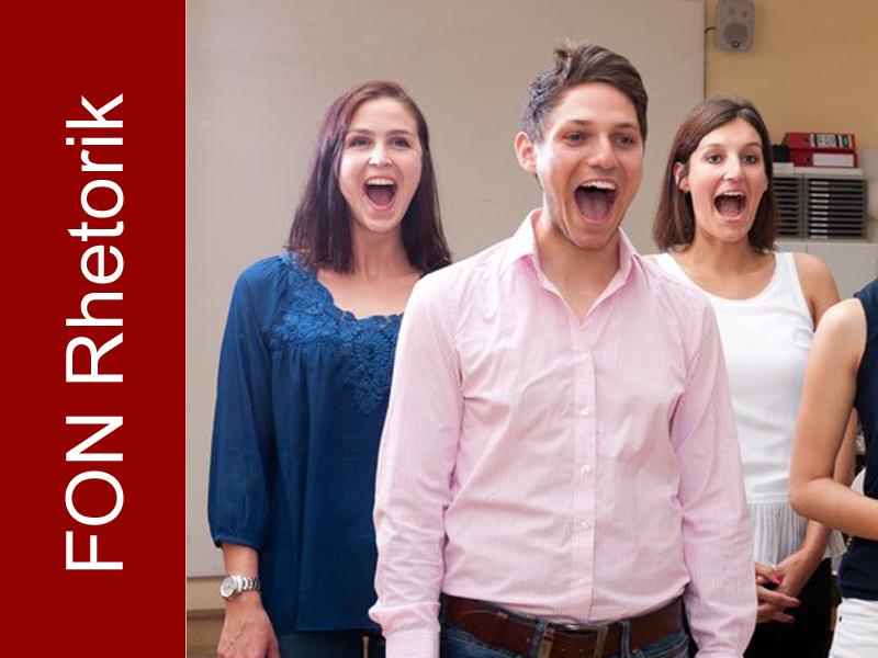 S1 Seminar Stimme – die Stimme wirkungsvoll einsetzen