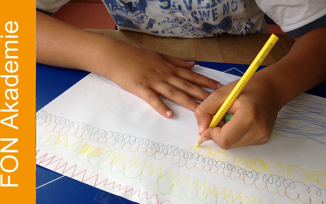 E4 Fortbildung Linkshändige Kinder im Alltag fördern