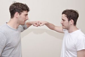 Konfliktgespräch
