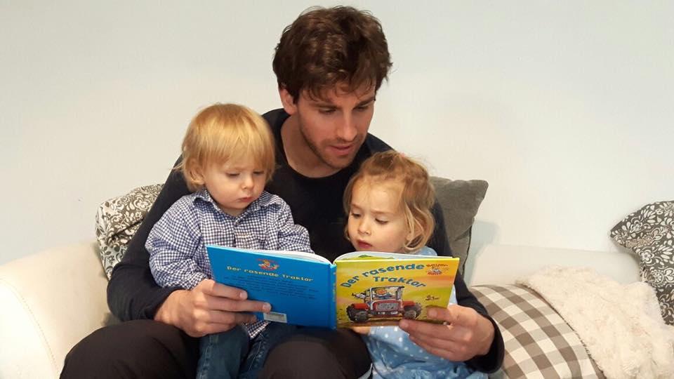 Kindern vorlesen – Vorlesestudie 2017