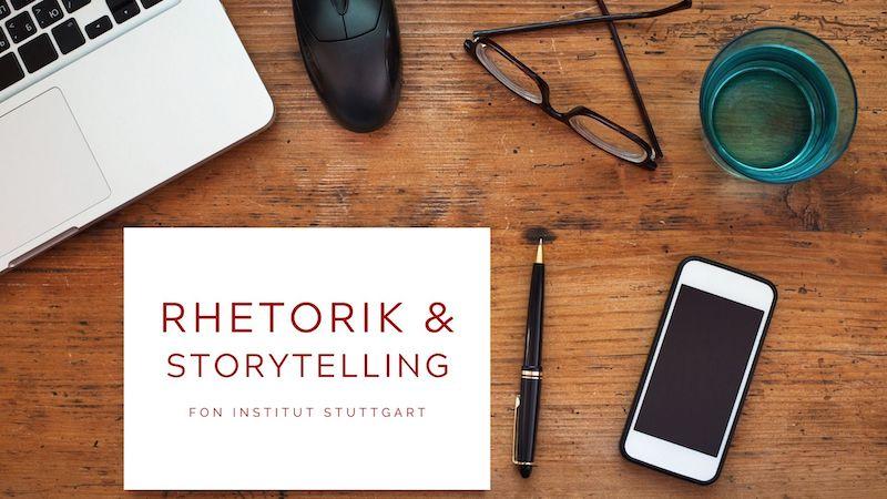 Rhetorik und Storytelling