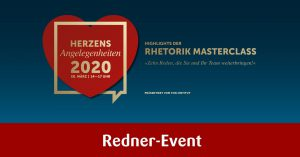 Redner-Event