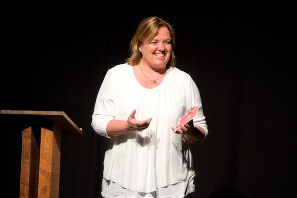 Rednerevent Herzensangelegenheiten Ariane Willikonsky