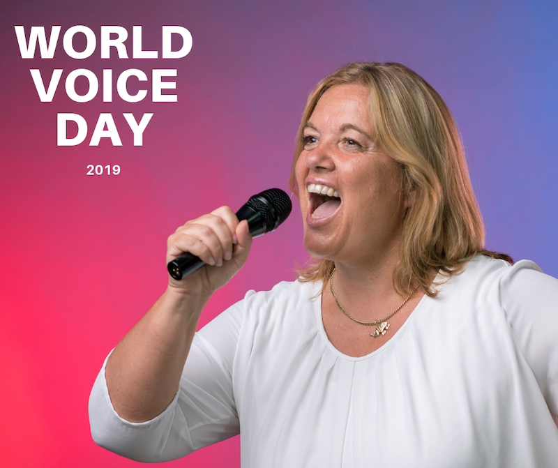 World Voice Day 2019