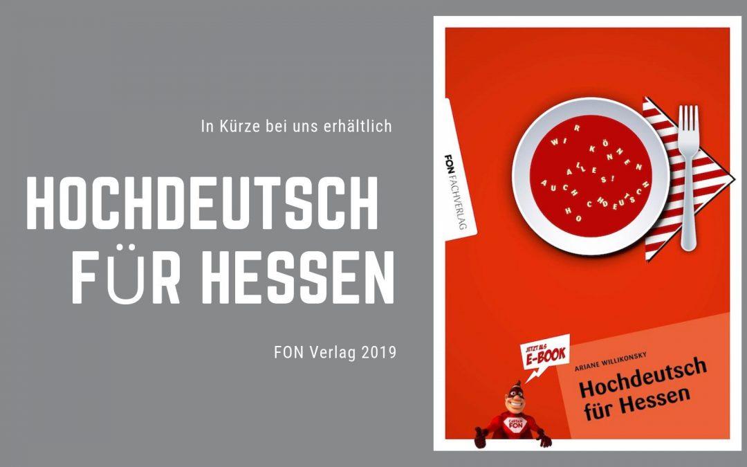 Hochdeutsch für Hessen