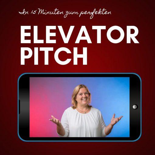 Onlinekurs Elevator Pitch