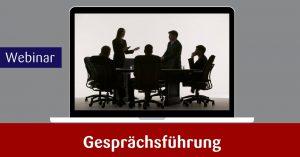 Webinar Gesprächsführung