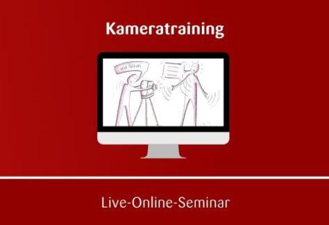 Kameratraining Online Seminar