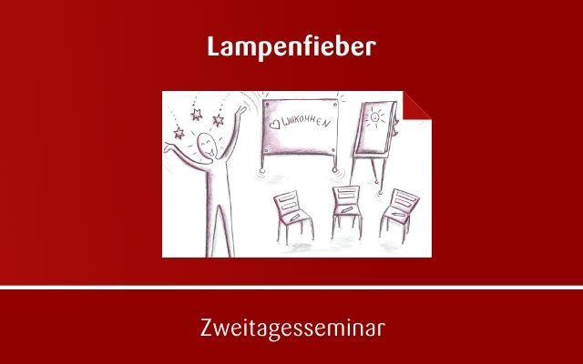 Lampenfieber Seminar